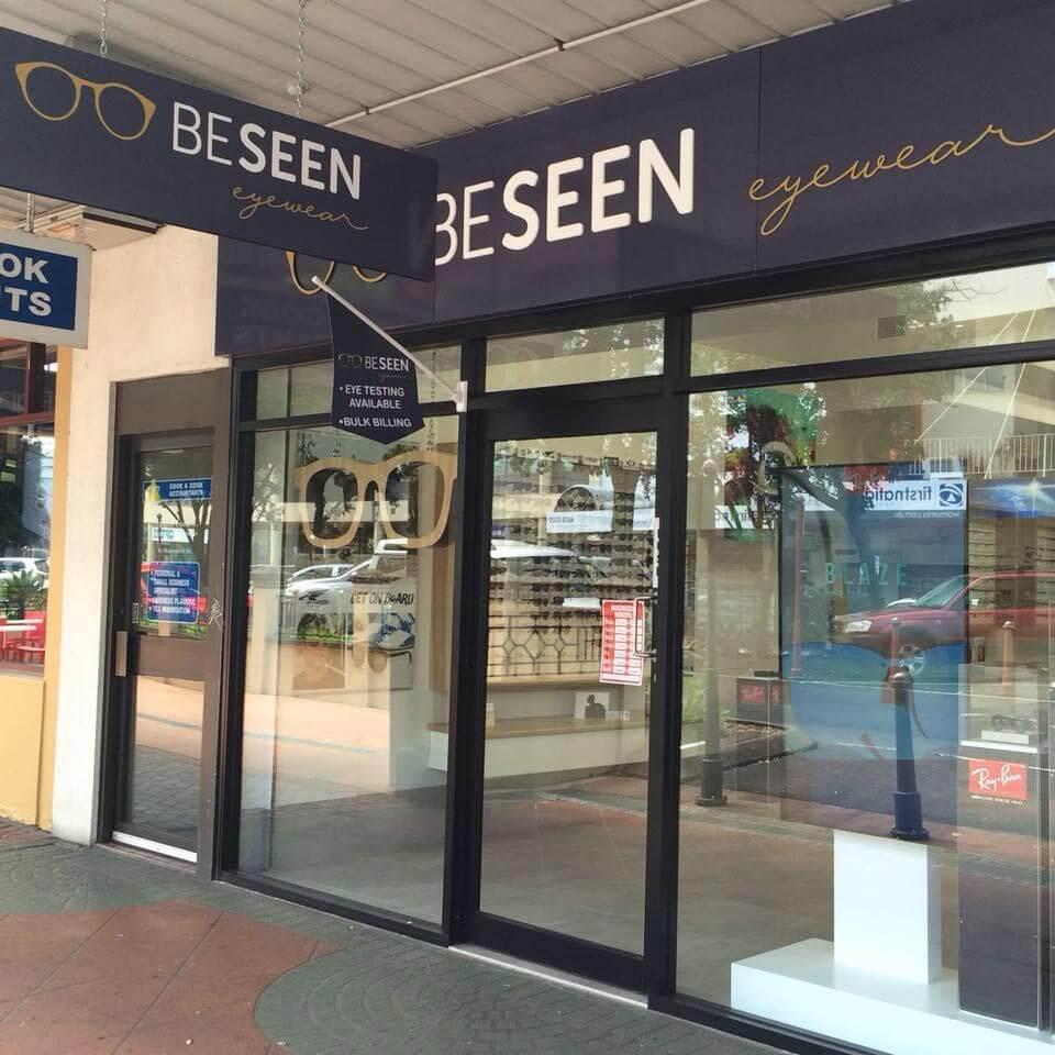 Be SEen Eyewear | Shopfront Lismore